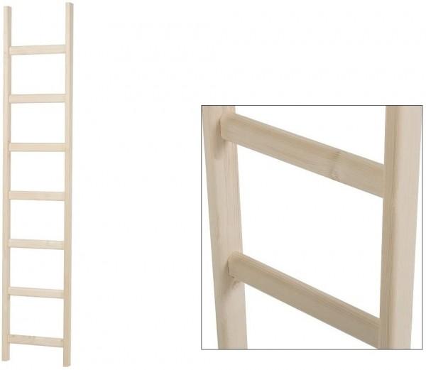 Intercon® Holzleiter mit 7 Holmen