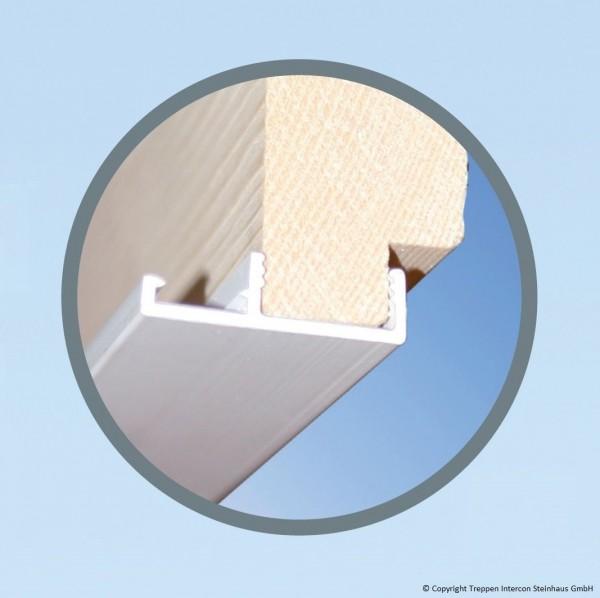 MINKA® Fix Bekleidungsleisten für alle MINKA Bodentreppen