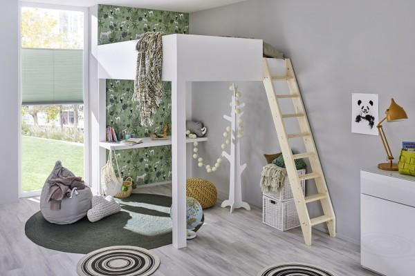 Intercon® Hochbettleiter SafeStep   6 Stufen 145 cm
